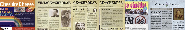 Newsletter collage